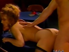 Rebecca is hungry be required of cock