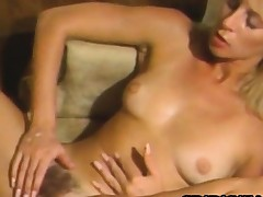 Alexa Parks - Unshaved Pussy Blondie Enjoying A Retro Sex