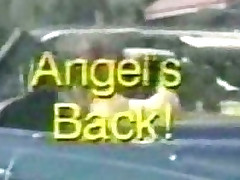 angel's back