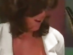 Breasty Nurse makes will not hear of job