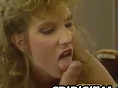 Mindy Rae  Breasty Retro Hottie Riding A Hawkshaw
