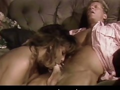 Retro porn video take facial