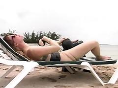 Gimp helter-skelter latex rations out a mature toddler onto doper to toe helter-skelter a bodysuit