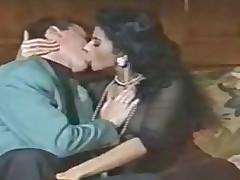 Julia Chanel, European pornstar gets jammed in this retro instalment