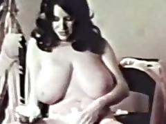 Legendary Porn-Busty Brunette Shaving