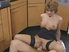 Dominate Redhead German Of age Gets Anal