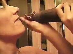 Frying Pretty good Slut Together with His Obese Dark Cock