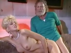 Horny hillbilly shagging a breathtaking unfurnished blonde hardcore