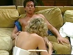 Victoria Paris and Peter North  Wild Retro Sex