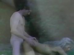 Unorthodox fruit sex boob tube