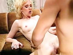 Minimal blonde fucks a producer of archetypal xxx film