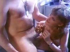 Retro porn from A exemplar maturity