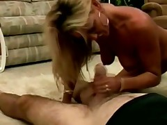 Chelsea Loves Sucking Elderly Man Bushwa