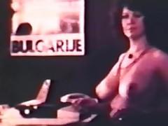 European Peepshow Loops 404 1970's - Scene 1