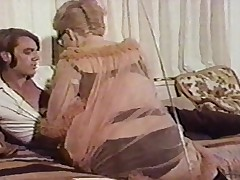 Vintage - Horny mummy seduces the brush young gentleman in function - snake