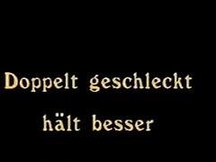 output 70s german - Doppelt geschleckt haelt besser - cc79