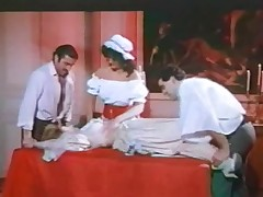 Debauches anales flood jeunes pucelles debutantes (1985)