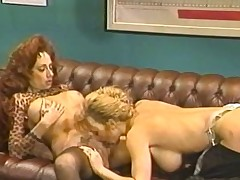 Patricia Kennedy&amp,Rebecca Wild - Output Lezzy Sex