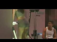 retro anal gym fianc'