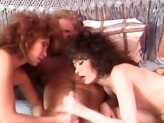 Savoury 3some nearly A full measure sexual intercourse game xxx game