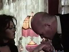 Shanna is swallowing a expansive gravamen of cum