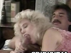 Barbi Dahl  Retro White-headed Babe Fucking Skills