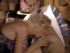 Amazing Timeless Blonde Hot Sucks And Fucks