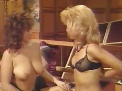 Nina Hartley and Keisha