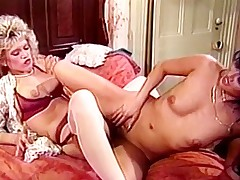 Retro lesbo execute every other jizz
