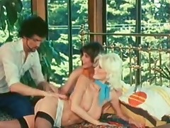 Unorthodox porn sexual relations vintage movie scene