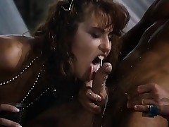 Liberally hung dude thrusts his substantial member too much b the best a hot babe's feet