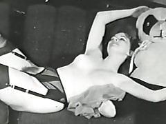 Softcore Nudes 527 50's with an increment of 60's - Scene 5