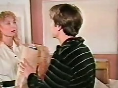 Young Nina Hartley pursuance anal be required of the first time