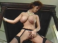 Biggest Boobed Nilli Shacking up Added to Sucking Retro