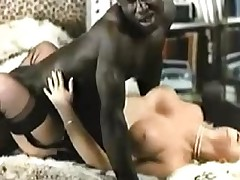 Retro Interracial Festival Porn 1