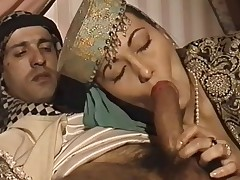 Sheikh Me On the go VINTAGE PORN MOVIE