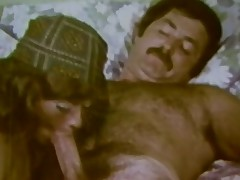 Vintage: Archetypal hippies in group orgy