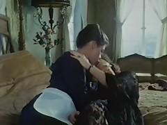 Bubblegum (1982) Tina Ross, Babe Wilder: Girl-Girl Scene.