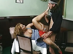 A unladylike everywhere her pussy screwing guy