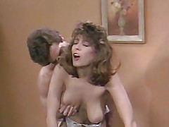 Breasty Christy Canyon taking cock sonorous