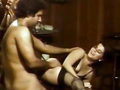 Vintage pornstar boned by Ron Jeremy