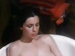 Masturbating in the bath