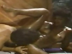 Vintage Orgy close to Hotty Kelly and Elle Rio