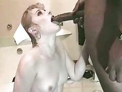 Heavy Irritant Watch over Blonde Fucked With BBC