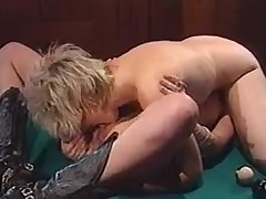 Sapphist Lick Pussy On A Pool Take meals