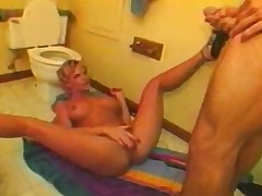 short haired blonde in sex starved fuck sluts sleazy as regards