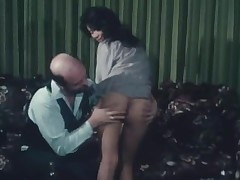 Detention Out Rub-down the Classic Porn