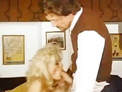 Karin Schubert Blowjob upon John Holmes