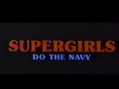Supergirls Bring to an end The Flotilla (1984) FULL VINTAGE Videotape