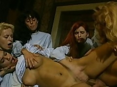 Italian Classic from the 90 with Anita Perfidious
